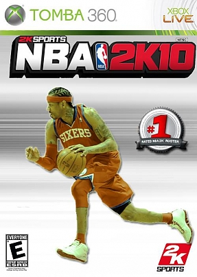 TOMBA 2K10 Speed and Dribble...