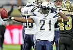 Miss the endzone celebration