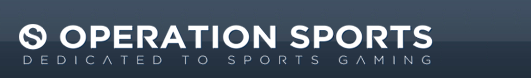Operation Sports Logo Header