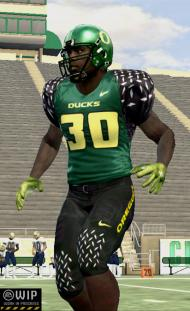 NCAA Football 09 First Look