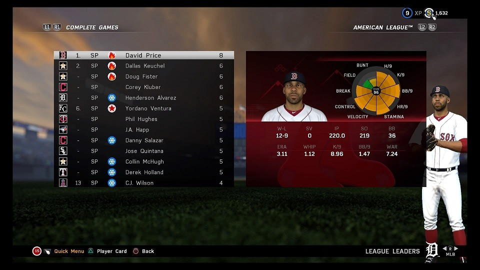 Perfecting mlb the show s franchise mode operation sports