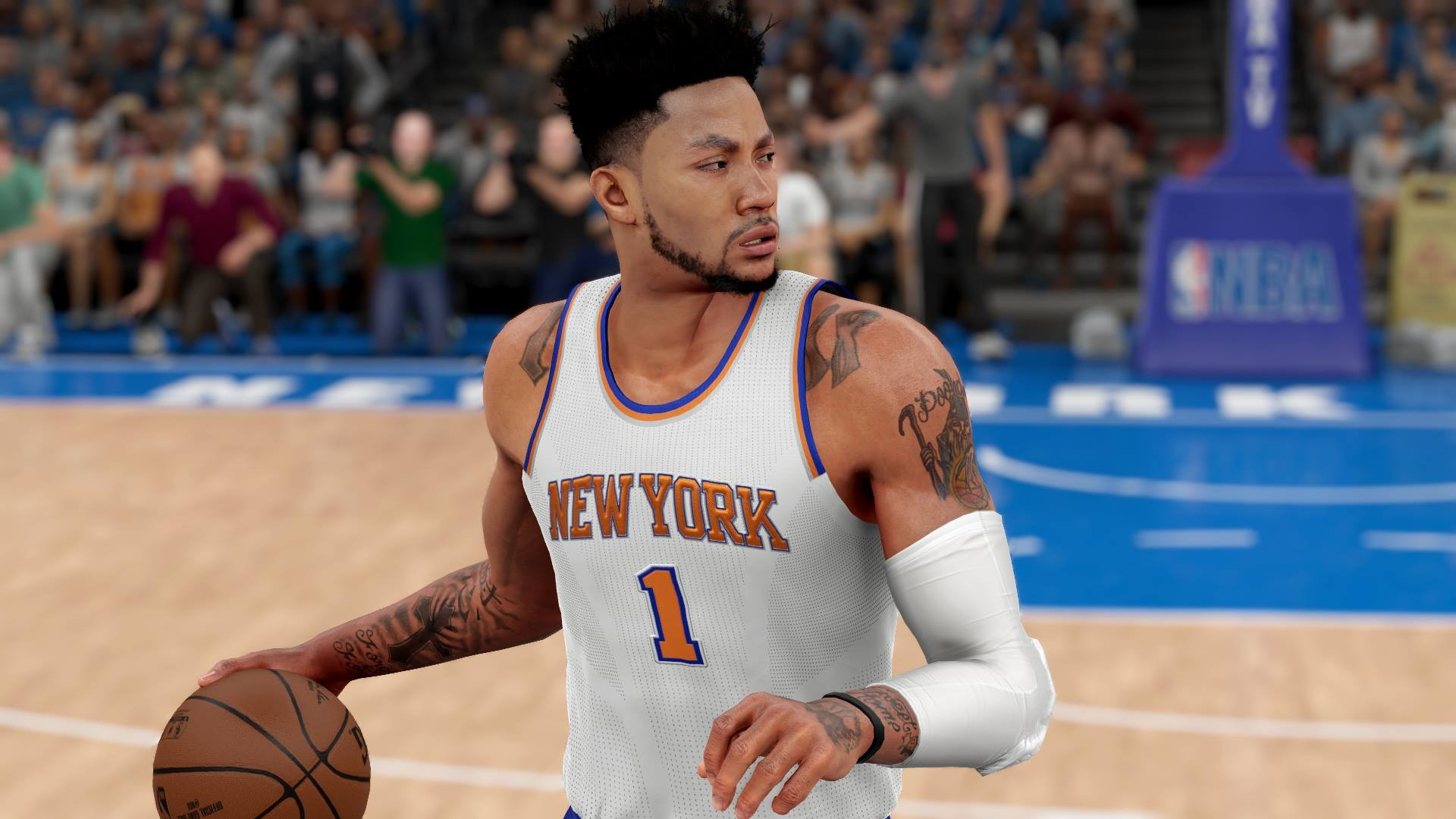 fb3ceebe149 Derrick Rose Traded to the Knicks in a Blockbuster Deal - Operation ...