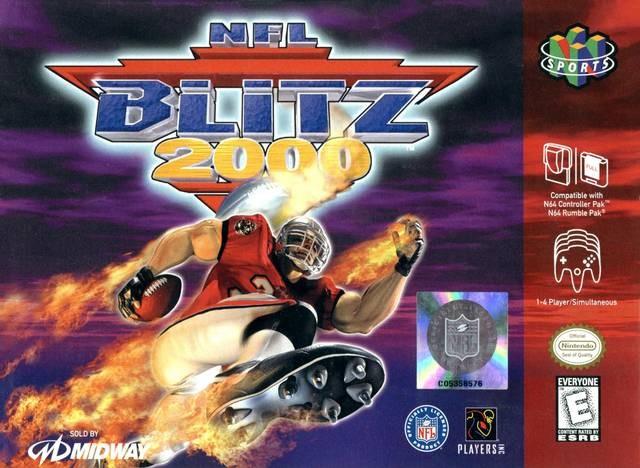 Throwback Thursday: NFL Blitz 2000