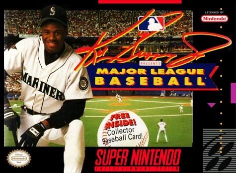 8704e1fc6f Throwback Thursday: Ken Griffey Jr Presents Major League Baseball ...